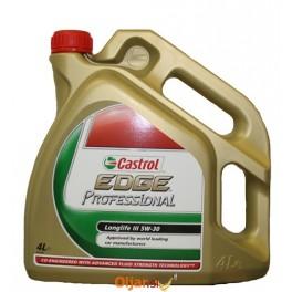 CASTROL EDGE/SLX  PROFESSIONAL LONGLIFE 5W30 4L