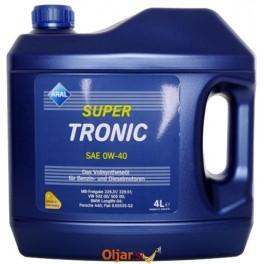 ARAL SUPER TRONIC 0W40 4L