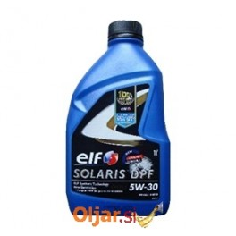 ELF SOLARIS DPF/FE 5W30 1L
