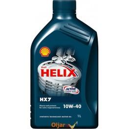 SHELL HELIX HX7 10W40 1L