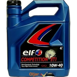 ELF COMPETITION STI 10W40 4L